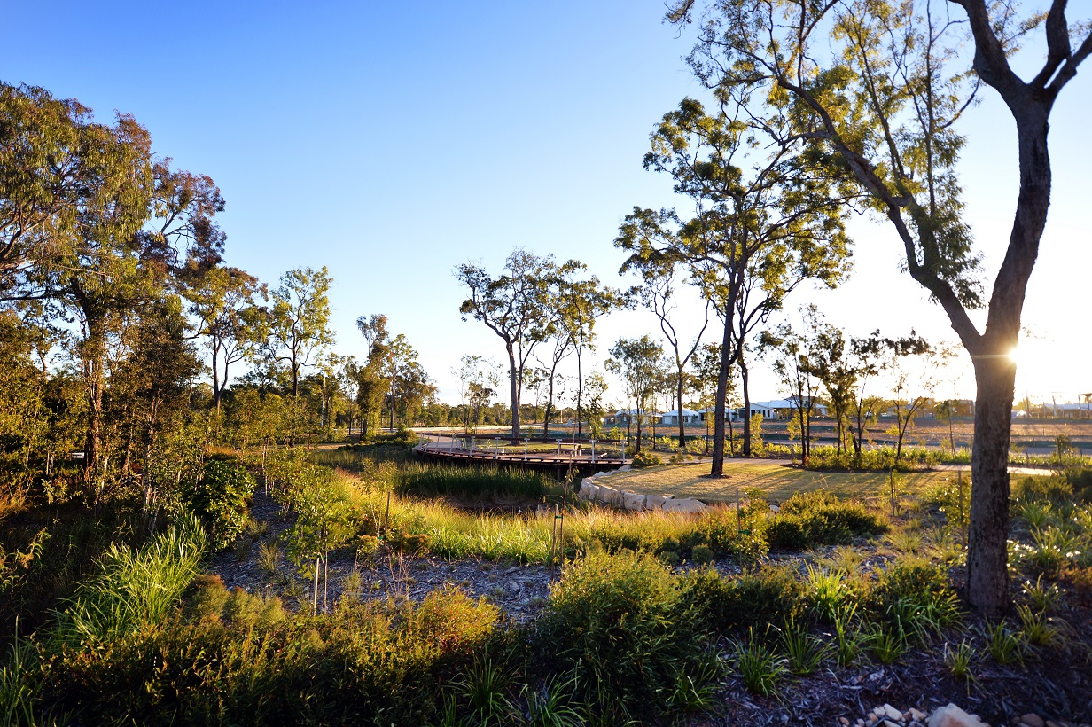 TANNUM BLUE – A BUSHLAND HAVEN