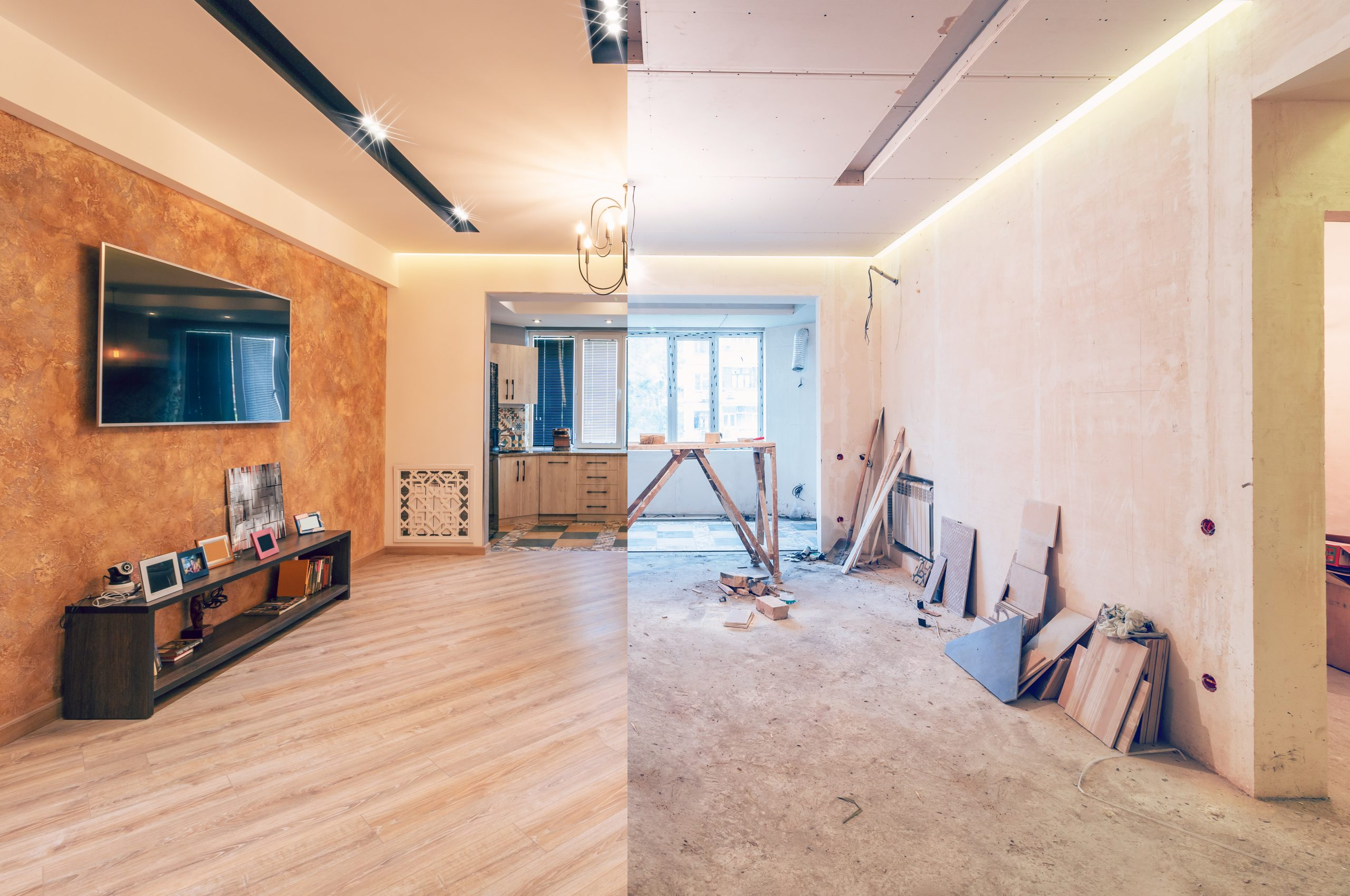 RENOVATIONS: choosing an appropriate contractor